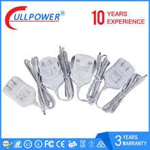 10w 10v 500ma 600ma 800ma 900ma usb power adapter of low ripple noise for constant voltage led driver