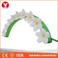 Attractive Party Custom Inflatable Flower Arch for Wedding or Parties
