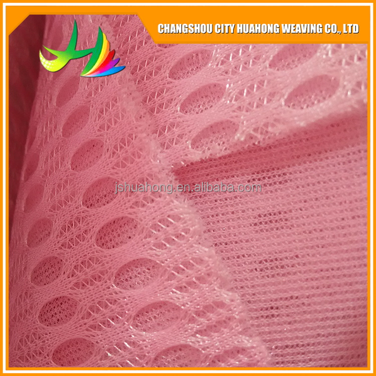 Pillow with 3D air layer mesh, environmental permeability is good,3D spacer mesh fabric ECO