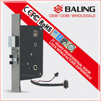 stainless steel electric mortise locks suitable for residential and hotel 9370B