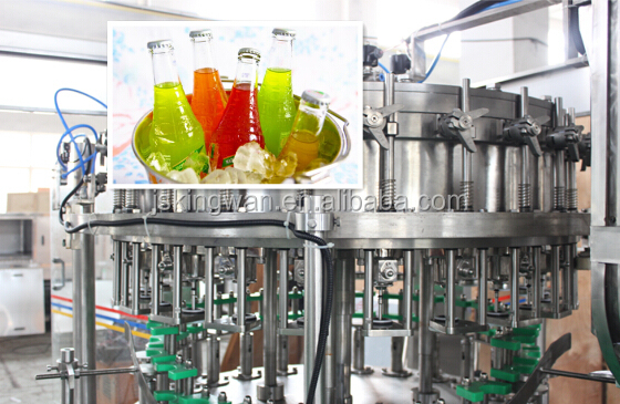new soft drinks/carbonated drink equipment/carbonated drinks machine
