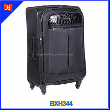 Durable quality carry on wheel luggage bags cheap rolling duffle bag for man