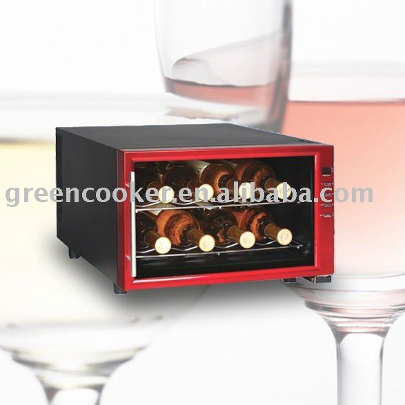 8 bottles wine chiller and cooler