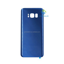 Mobile back cover battery back door rear glass cover housing For Samsung Galaxy S8