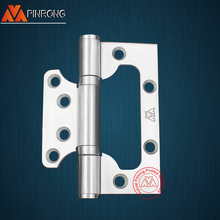 433 Top Grade Stainless Steel Soft Close Butterfly type hinge without digging