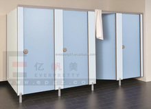Waterproof Phenolic Board Shower Toilet Partition Cubicle