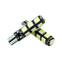 12V Canbus 13Smd 5050 Smd T10 Led Bulb Auto Interior Dome Light Lamp led car interior light for electric car