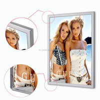 Hight Quality Rectangle Shape LED Picture Frame Advertising Product Aluminum Material
