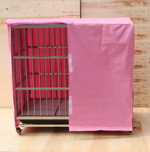 China Wholesale Folding Metal Stainless Steel Dog Crate