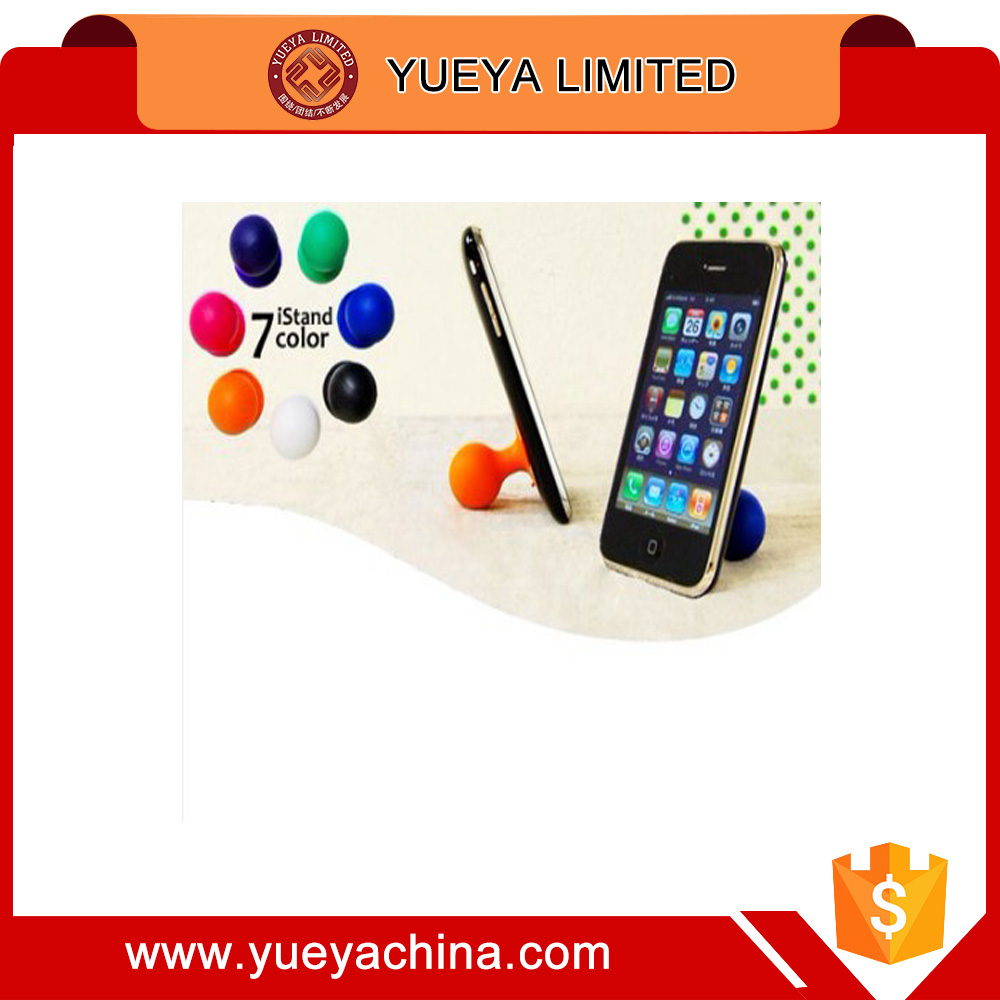 cute round shaped mobilephone supporter holder balls