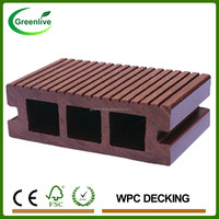Cheap Price Eco-Friendly Outdoor Wood Plastic Composite Decking