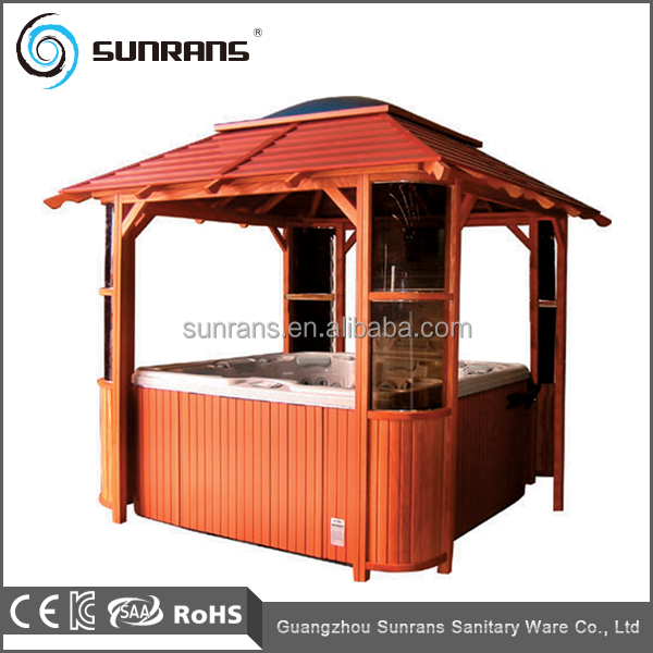 SR896 Gazebo Canopy, Garden Gazebo, Hot Tub Gazebo
