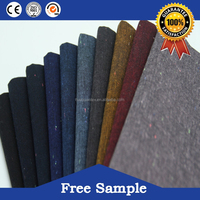 China textile 100 cotton yarn dyed colorful neps chambray fabric for garment