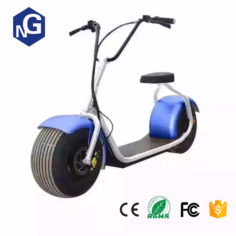 2016 latest 9.5 inch two wheel e scooter high quality electrical scooter two wheels made in china