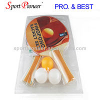 Newest Table tennis racket Table tennis set Pingpong set