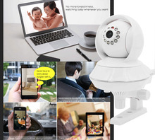 High definition digital Type IP camera WiFi Wirless Security p2p ip camera