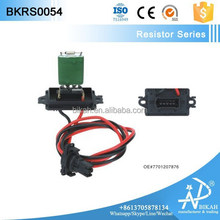Heater Motor Blower Fan Resistor for Renault Megane MK II 7701207876 509638 7701 207 876 77 01 207 876