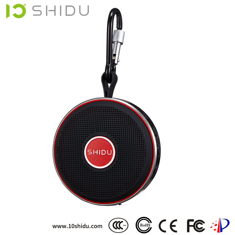 wireless portable speaker stereo bluetooth mp3 player with TF card