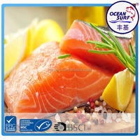 Seafood Export Wild Salmon Supplier