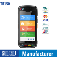 EMV android wireless payment terminals