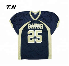 High Quality custom sublimated american football jerseys manufacturer