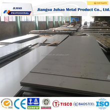 High quality polished brushed din 1.4031 x40cr13 stainless steel sheet and plate