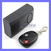 Car Key Buzzer IR Remote Control Vibrate Door Alarm