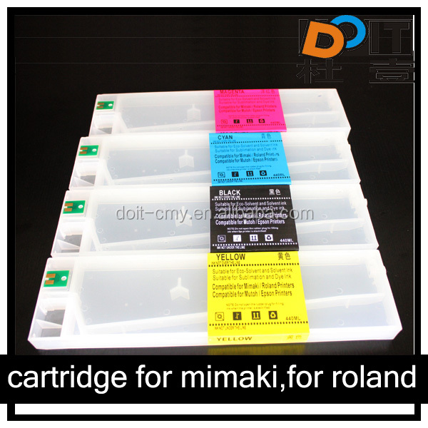 Wholesale refillable cartridge for roland versacamm vs-640 printer