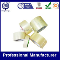 OPP Packing Tape Hotmelt Glue Factory Price OEM and LOGO Printed