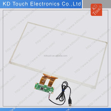 DIY capacitive lcd TFT touch screen with USB Controller