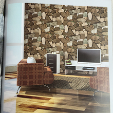 ST6090 natural stone cheap prices of wallpaper