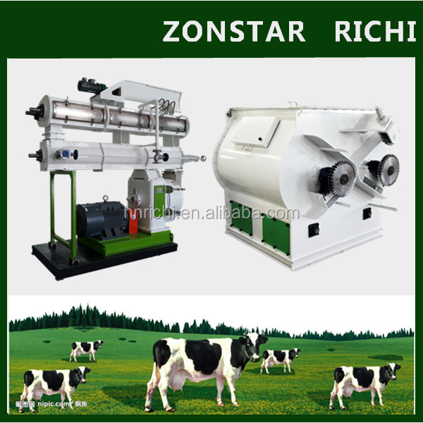 animal feed making machine