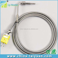 k type assembly thermocouple temperature transmitter factory direct sale