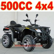 4x4 500cc Quad Bike