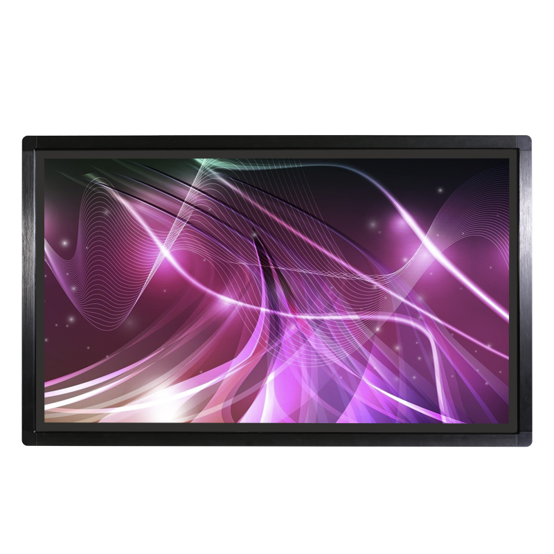 "43"" HD Resolution LCD Android Monitor Touch Screen"