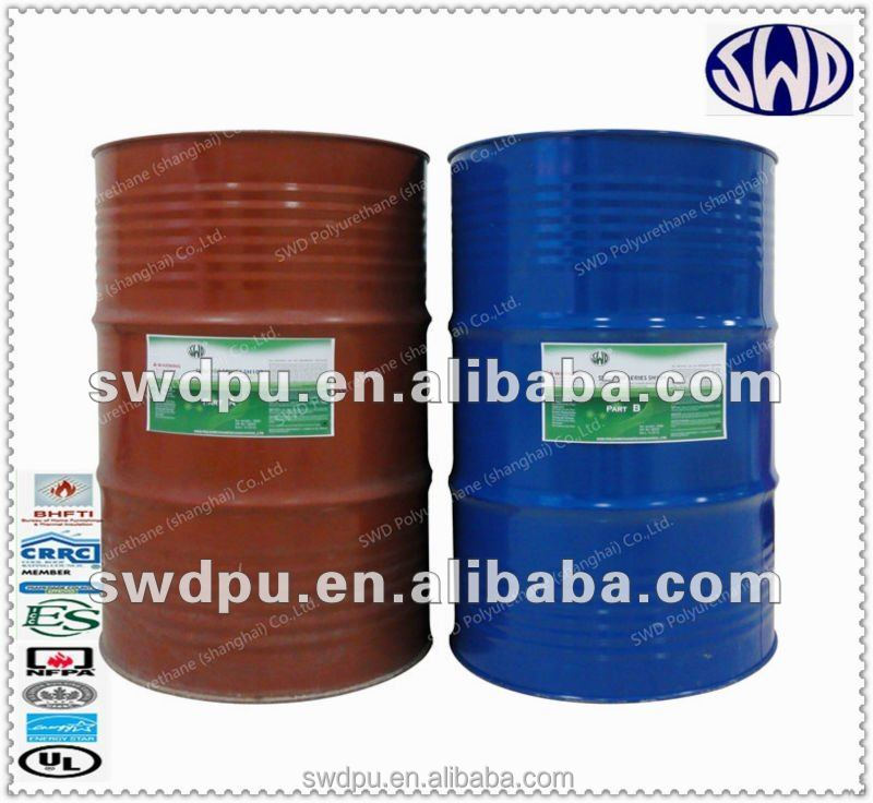 Polyurethane static conductive industry anticorrosion coating