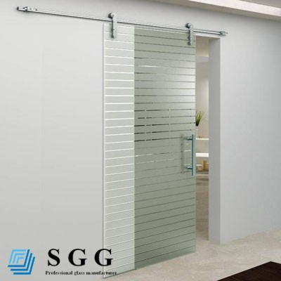 Glass Sliding Door Thickness And Price For Interior