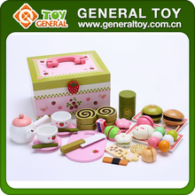 Beautiful Educational Wooden Toys For Kids, Wooden Toy Food, Mini Food Toys