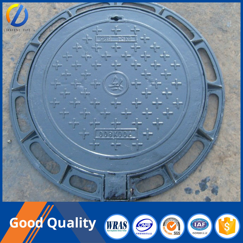 Iron Bs En 124 Ductile Iron Manhole Cover, Ductile Iron Manhole Covers Sizes