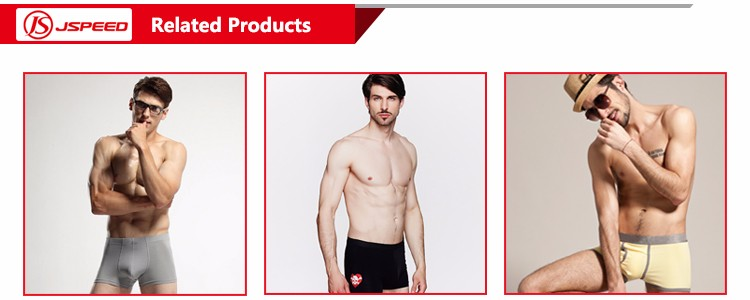 New elastic free cotton underwear for men