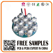LED street light and LEDs PCB assembly