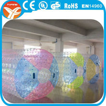 Latest design for Inflatable Kids Rolling Ball with low price Human sized hamster ball/ water rolling ball/ water roller ball