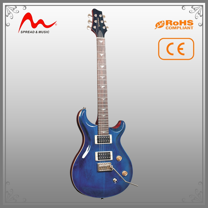 Manufacturer supply cheap electric guitar made in China