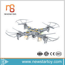 Shantou 2017 trend 4-axis aircraft rc diy drone kit with best price