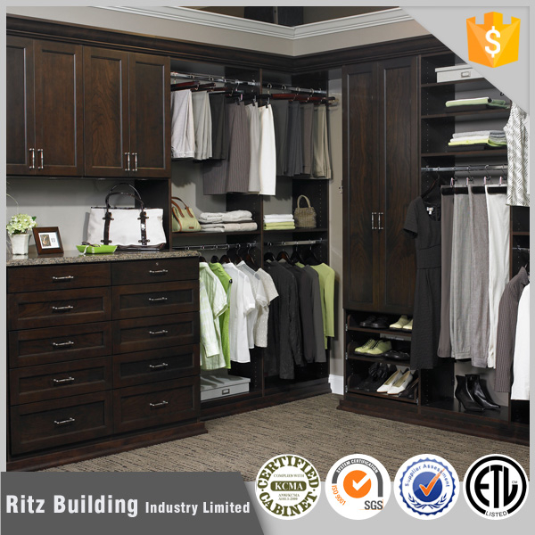 Customized small clothes wardrobes cabinet