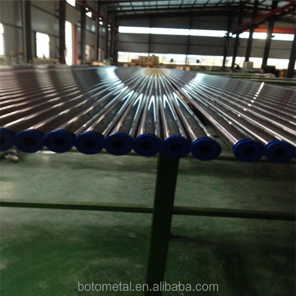 China round seamless austenitic stainless steel tubes