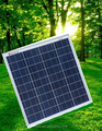 High quality low price perfect service Chinese Ningbo Ring Electronics 18V 60W poly solar panel