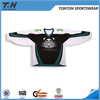 100%polyester custom sublimation motorcycle tops