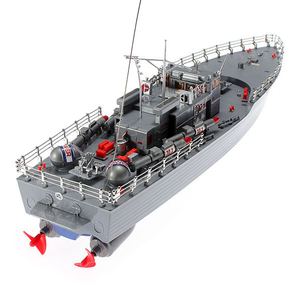 Hengtai HT-2877A 4CH Infrared RC War Battle Ship With Gyro