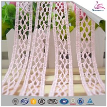 Home textiles designs lace trim punjabi suit lace design